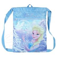 """Синя детска торба """"Frozen"""""""