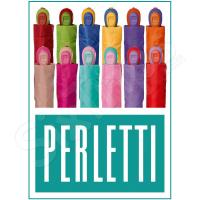 Цветен дамски чадър Perletti -  различни цветове