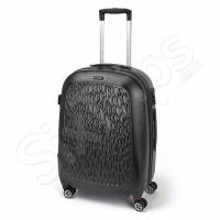 Куфар с четири колела 65см Gabol Braid, сив
