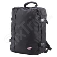 Черна пътна чанта и раница Cabin Zero Classic