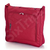 Чанта-гардероб за дрехи Week, червена