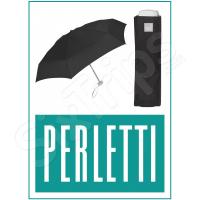 Дамски олекотен сгъваем чадър Perletti