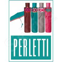 Дамски чадър със свеж дизайн - 4 цвята