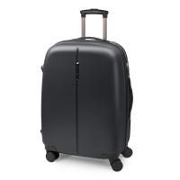Черен куфар средна големина Paradise 67см