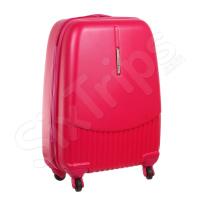 Цикламен куфар Strip с четири колела 76см.