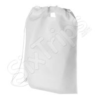 Бяла чанта-раница за пазаруване Freedom