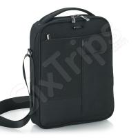 Черна мъжка чанта Gabol Industry 10.1