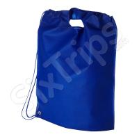 Синя раница-торба за пазар Freedom