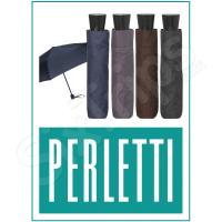 Чадър в тъмен цвят Perletti