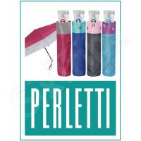 Изискан дамски автоматичен чадър Perletti
