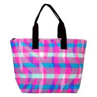 Цикламена дамска плажна чанта HatYou