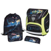 Раница, 2бр. несесери и торба Sporti Plus Spaceshuttle