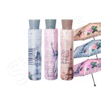 """Дамски чадър """"Пътешественици"""" Perletti"""