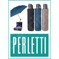 Стилен чадър унисекс Perletti Technology