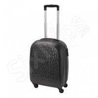 Сив куфар 55см за ръчен багаж Gabol Braid