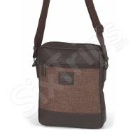 Мъжка чанта за през рамо в кафяв цвят Gabol Bio
