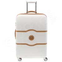 Стилен куфар 67см Delsey Chatelet, ангора