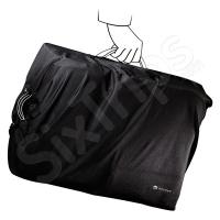 Черен калъф за куфар Delsey M/L