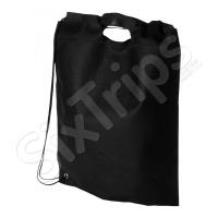 Чанта-раница за пазар Freedom, черна