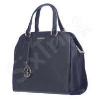 Елегантна дамска чанта Puccini в черен цвят