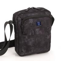 Чанта за през рамо с едно отделение и голям преден джоб Gabol Sound