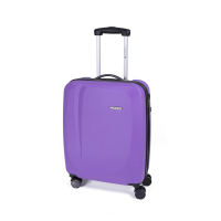 Лилаво куфарче за ръчен багаж Gabol Line 55см
