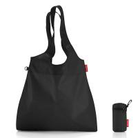 Чанта за пазар в черен цвят Reisenthel Mini maxi shopper L