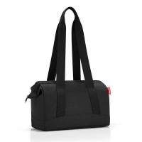 Пътна чанта в стилен черен цвят Reisenthel allrounder S