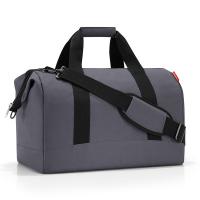 Сива голяма чанта за пътуване Reisenthel allrounder L