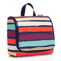 Свежа чанта за тоалетни принадлежности за пътуване със закачалка Reisenthel Toiletbag XL