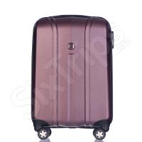Малко куфарче в цвят червено вино Puccini Toronto 55см