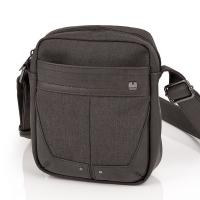 Кафява мъжка чанта с едно отделение Gabol Pekin 20см
