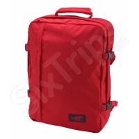 Раница и пътна чанта за ръчен багаж 55см Cabin Zero Classic, червена