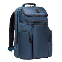 Синя раница за латоп и пътуване Delsey Ciel 15.6