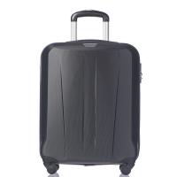 Тъмносив 55см куфар за ръчен багаж Puccini Paris