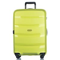 Куфар полипропилен в свежо яркозелено 65л Puccini Acapulco, среден размер
