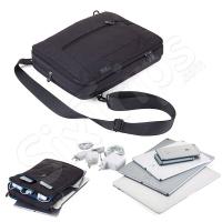 Многофункционална чанта за през рамо TROIKA за малък лаптоп до 13