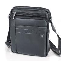 Тъмносива мъжка чанта Gabol Borneo 10