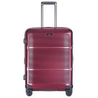 Куфар в червено вино със среден размер Puccini Vienna 90л