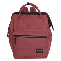 Раница и чанта за ръчен багаж CoolPack Task Show Backpack A337, червена