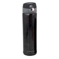 Стилен черен Термос Vin Bouquet 600мл
