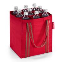 Чанта за бутилки Reisenthel Bottlebag, червена