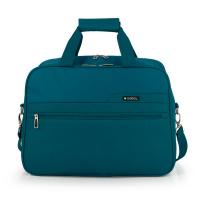 Пътна чанта в цвят тюркоаз Gabol Roma
