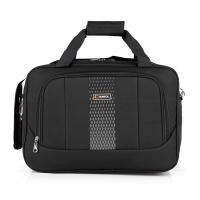 Черна пътна чанта Gabol Roll 44см