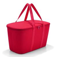 Голяма хладилна чанта в червен цвят Reisenthel Coolerbag