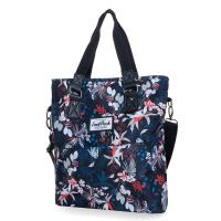 Дамска чанта от полиестер на цветя CoolPack Amber Ocean Garden