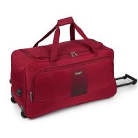 Голяма пътна чанта на колела Gabol Roll 73см в червено