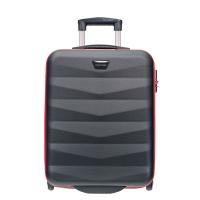 Компактно куфарче за ръчен багаж в черно на две колела Puccini Majorca