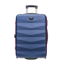 Куфар ABS среден размер в стилен син цвят на две колела Puccini Majorca