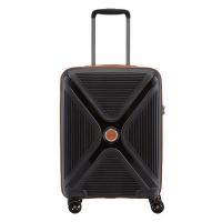 Малък черен куфар с модерен дизайн Titan Paradoxx S